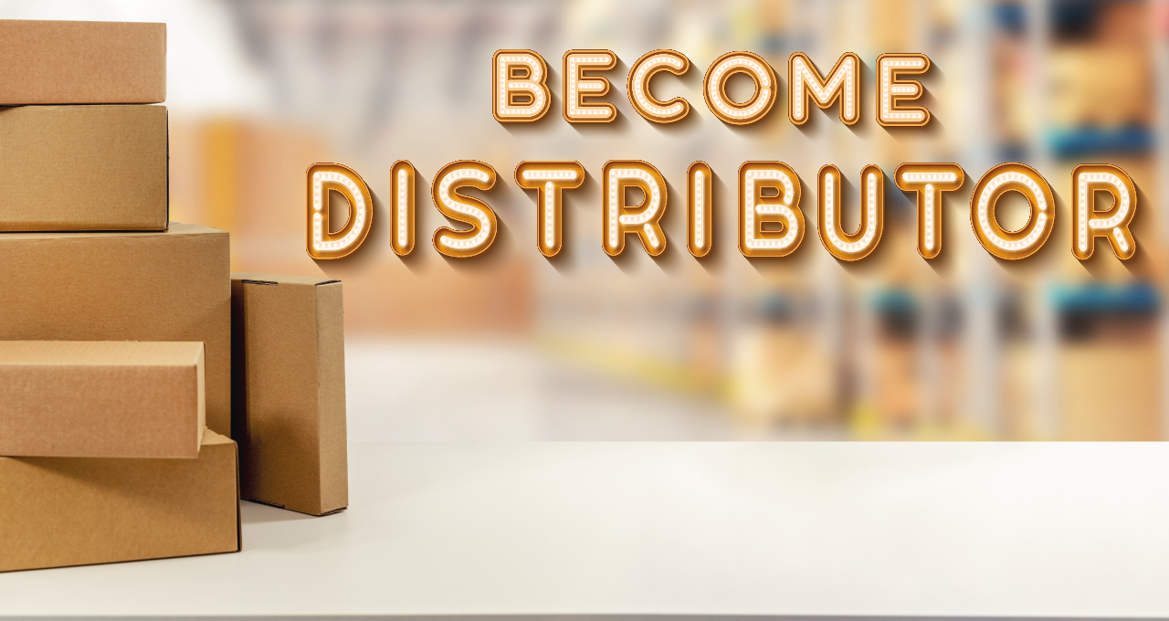 Become distributor